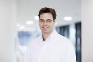 Dr. Christoph Zrenner, Neurologe und Laborleiter am Hertie-Institut für klinische Hirnforschung Tübingen.   Copyright: Universitätsklinikum Tübingen/Verena Müller