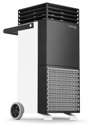 Hochfrequenz-Luftreiniger TAC V+  in der Farbvariante Weiß (Copyright Trotec GmbH)
