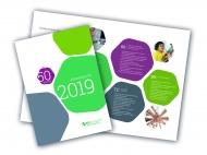 Im letzten Jahr feierte das KfH Kuratorium für Dialyse und Nierentransplantation e. V. sein 50. Jubiläum. Jetzt ist der KfH-Jahresbericht 2019 erschienen.