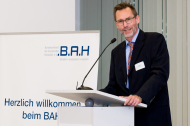 Lutz Boden kehrt zum BAH zurück. Foto: BAH / Svea Pietschmann