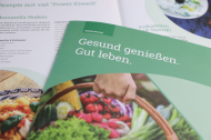 """Für Dialysepatienten interessant: Die neue KfH-Ernährungsbroschüre """"Gesund genießen. Gut leben."""""""