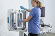 Die KRINKO/BfArM-Empfehlung führt aus, dass maschinelle Verfahren aufgrund ihrer Validierbarkeit vorrangig anzuwenden sind. (Photo: Nanosonics Ltd.)