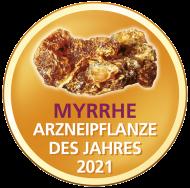 Auszeichnung Arzneipflanze 2021