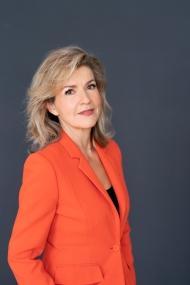Anne-Sophie Mutter, Präsidentin der Deutschen Krebshilfe. Fotograf: Andreas Pohlmann, Bildrechte: Deutsche Krebshilfe.