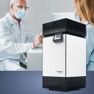 AirgoClean® One in der Arztpraxis