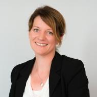 """Iris Kröner, AOK-Landesdirektorin: """"Das neue Versorgungsprogramm M@dita ist ein gutes Beispiel für eine innovative digitale Anwendung und Vernetzung aller Beteiligten im Gesundheitssystem in Schleswig-Holstein."""" Foto: AOK/hfr."""