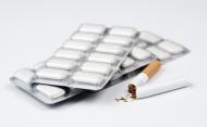 Nikotinersatzprodukte können eine Raucherentwöhnung wirksam unterstützen. (Quelle: Shutterstock/blindfire)