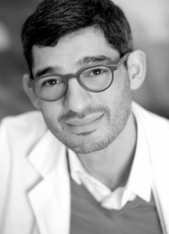 Prof. Dr. med. Hisham Fansa, Chefarzt der Klinik für Klinik für Plastische, Wiederherstellungs- und Ästhetische Chirurgie - Handchirurgie am Klinikum Bielefeld