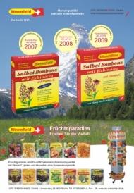 Bloomfield Premium Produkte in der Apotheke