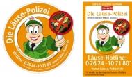 Täglich im Einsatz: die Läuse-Polizei. Ein Anruf genügt und Ratsuchenden wird schnell geholfen.