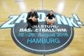 v.l.n.r.: Thomas Bellartz, Herausgeber APOTHEKE ADHOC, und Tony Kahlfeldt, Geschäftsführer der WM 2018 Rollstuhlbasketball gGmbH. Foto: MSSP – Michael Schwartz