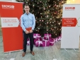 Martin Thelen ist der 15.000 Telekom-Mitarbeiter, der sich im Rahmen der Kooperation mit der DKMS als potenzieller Stammzellspender registriert hat.