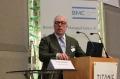 Ärztepräsident Dr. Klaus Reinhardt setzt sich für die Einführung von Patientenlotsen ein. Quellenangabe: Stiftung Deutsche Schlaganfall-Hilfe, Fotograf: Mario Leisle