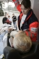 Bei einem Schlaganfall-Verdacht sollte immer der Notruf 112 gewählt werden. Veröffentlichung bitte unter Quellenangabe: Stiftung Deutsche Schlaganfall-Hilfe