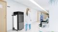 Der mobile Hochfrequenz-Luftreiniger TAC V+  schützt medizinisches Personal und Patienten (Copyright Trotec GmbH)