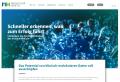 Auf der Website von Molecular Health finden Fachärzte, Labore sowie Pharma- und Biotech-Unternehmen Informationen zu in-silico-medizinischen Services und Softwarelösungen. © Molecular Health GmbH