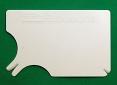 Erste Hilfe bei Zeckenstich: Mit der Zeckenkarte von mosquito® lassen sich Zecken fachgerecht entfernen.